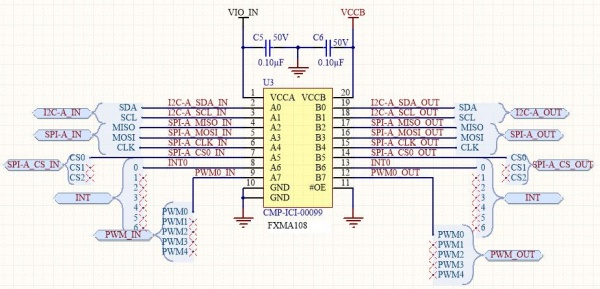 S100 Stacked Voltage Translator v1.0 Module VTranslator3.JPG
