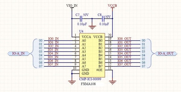 S100 Stacked Voltage Translator v1.0 Module VTranslator4.JPG